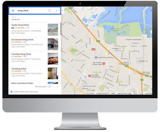 Xác minh Google Map là gì?