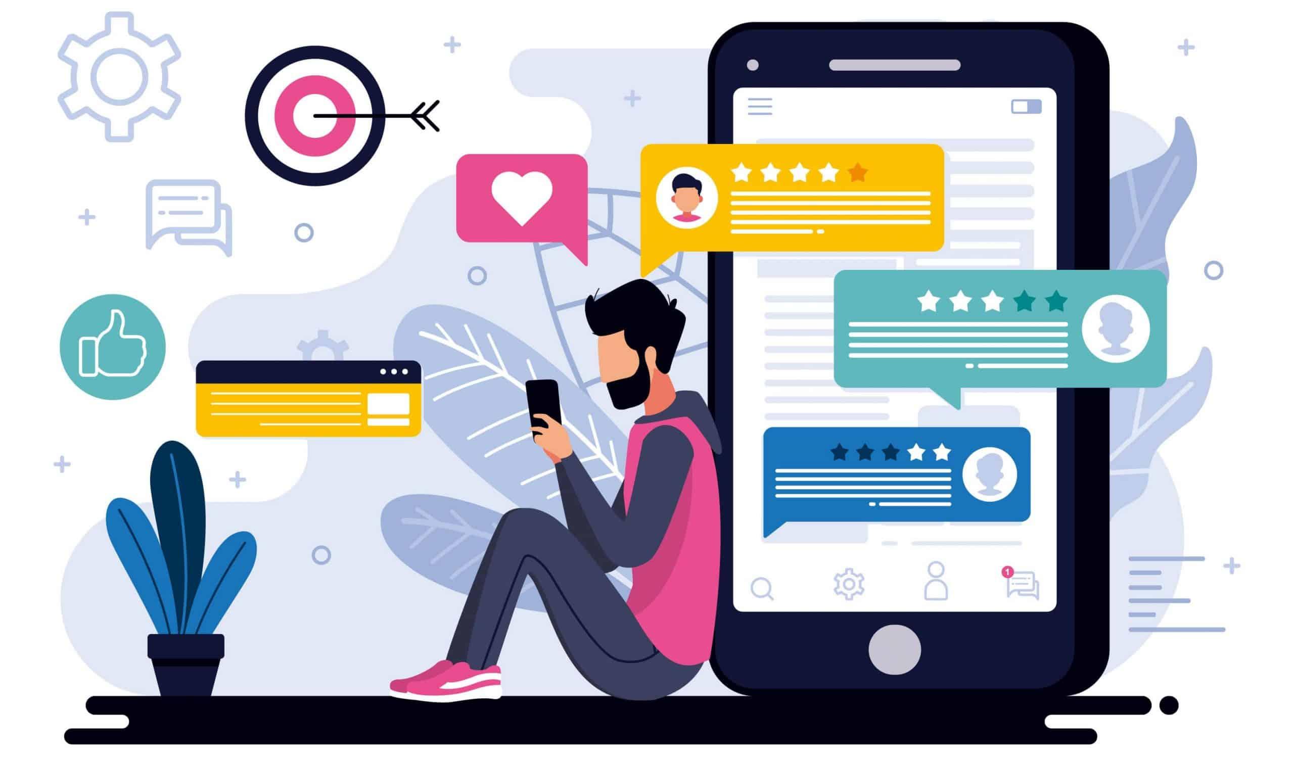 Người tiêu dùng tiếp cận thông tin trên internet phát triển