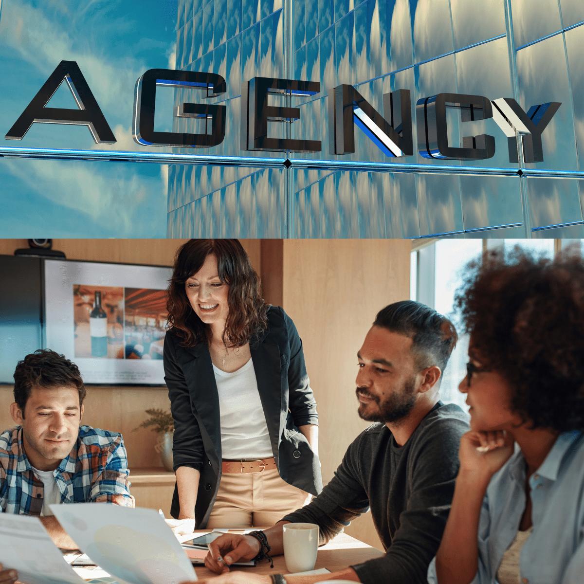 nên chọn agency hay freelancer