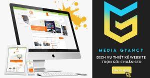 Thiết kế website trọn gói chuẩn SEO uy tín, giá rẻ ở Thủ Đức