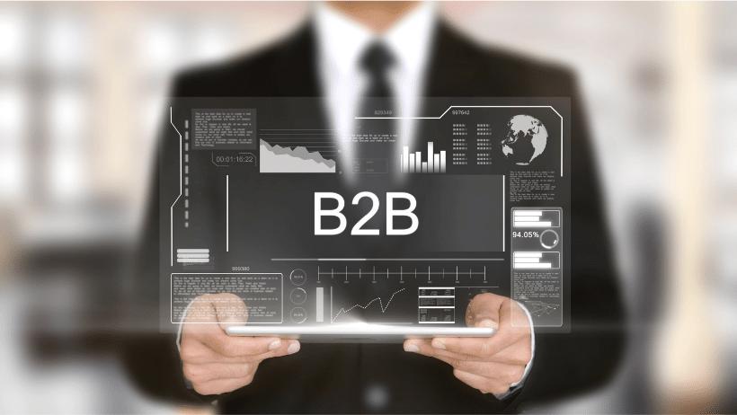 quảng cáo online b2b - b2b là gì