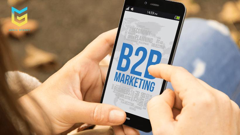 sự phát triển của quảng cáo b2b online
