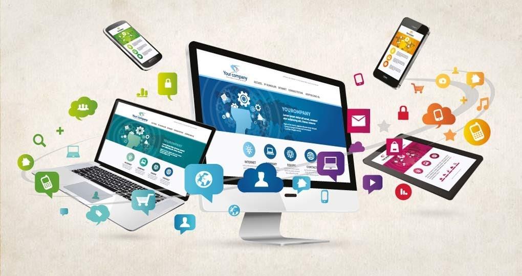 Thiết kế Website và xu thế thời đại số