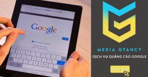 Quảng cáo google tại quận 2