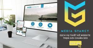 Thiết kế website trọn gói chuẩn SEO uy tín ở quận 2