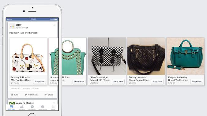 quảng cáo facebook Dynamic