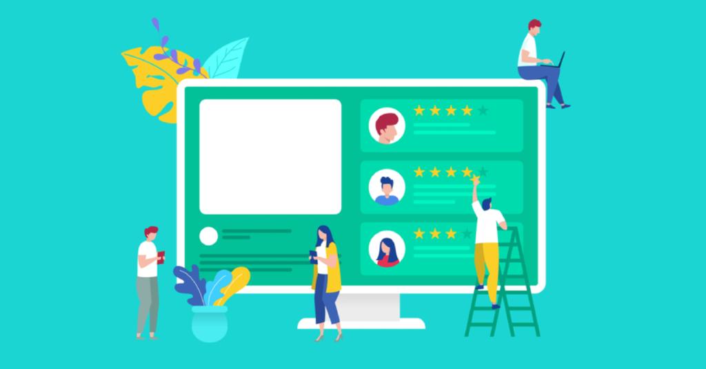 thiết kế website giúp tăng uy tín cho doanh nghiệp