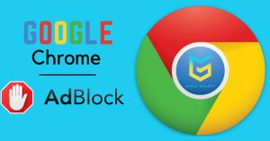 Hướng dẫn chặn quảng cáo hiệu quả trên trình duyệt Google Chrome