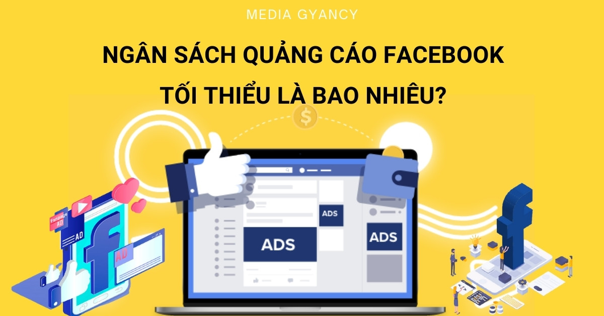 Chạy quảng cáo tối thiểu trên Facebook là bao nhiêu tiền một ngày