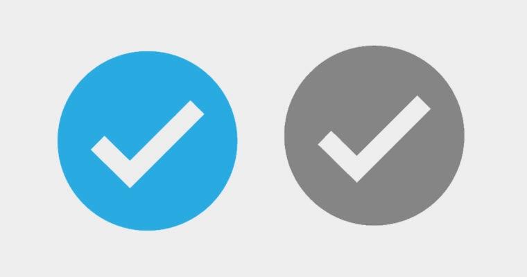 "Tại sao nên lấy ""tick xanh"" từ Facebook?"